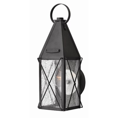 Hinkley Lighting York 1 Light Outdoor Wall Lantern