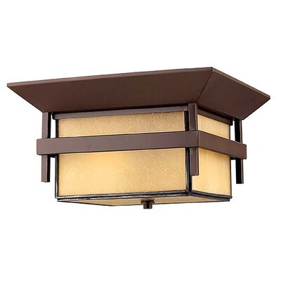 Hinkley Lighting Harbor Outdoor Flush Mount