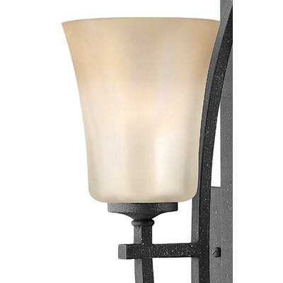 Hinkley Lighting Valley Wall Sconce in Vintage Black