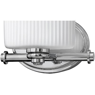 Hinkley Lighting Cari Wall Sconce in Chrome