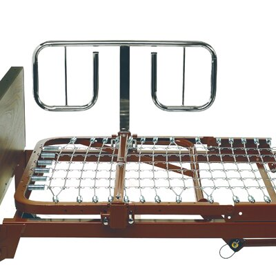 Bariatric Half-Length Bed Rails