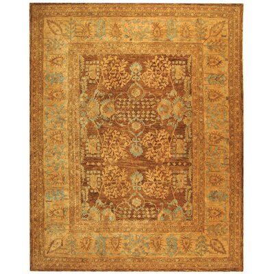 Safavieh Taj Mahal Light Brown/Beige Rug