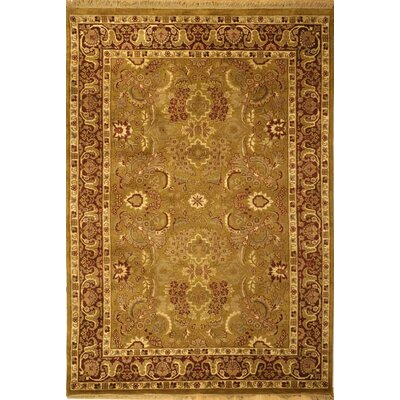 Safavieh Dynasty Gold/Red Rug