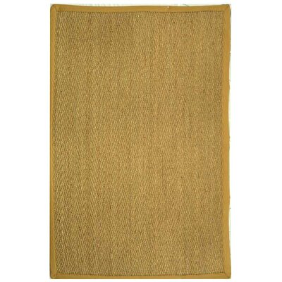 Natural Fiber Natural/Light Beige Rug