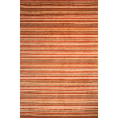 Safavieh Tibetan Rust Stripes Rug