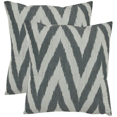 Safavieh Celeste Cotton Decorative Pillow (Set of 2)
