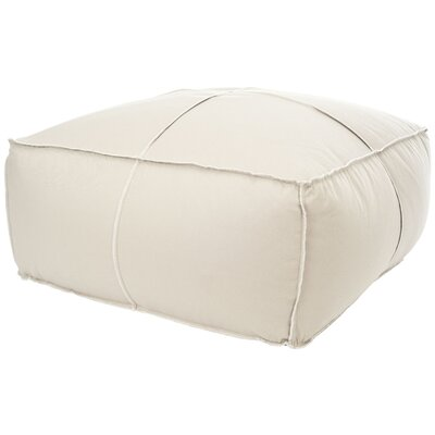 Safavieh Large Cotton Ottoman