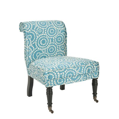 Safavieh Matthew Fabric Slipper Chair