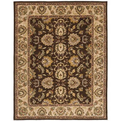 Safavieh Heritage Brown/Ivory Rug
