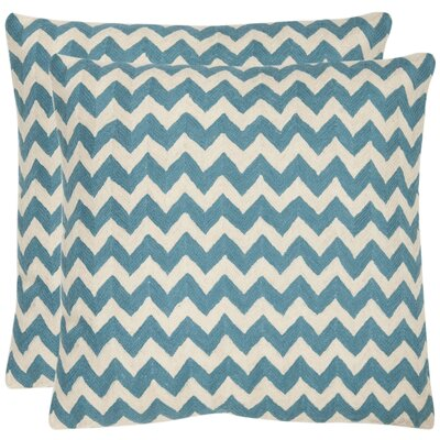 Safavieh Jace Cotton Decorative Pillow (Set of 2)