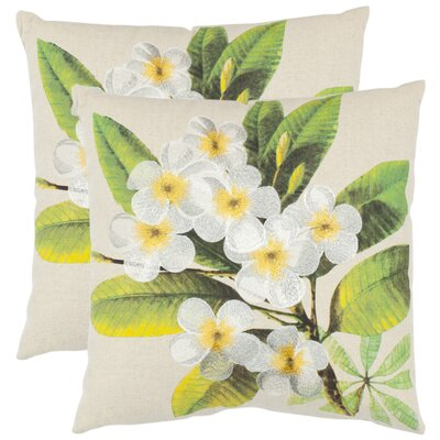 Safavieh Colt Cotton Decorative Pillow (Set of 2)