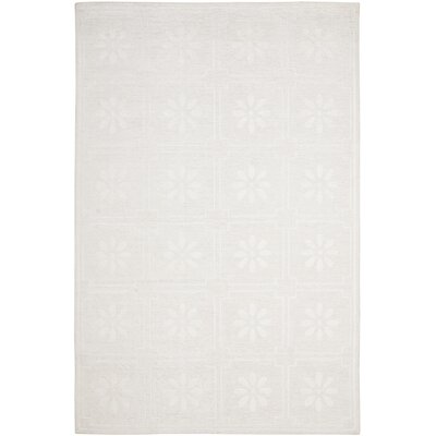 Safavieh Martha Stewart Daisy Gls of Milk White Rug