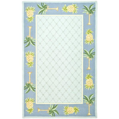 Safavieh Chelsea Light Blue/Blue Novelty Rug