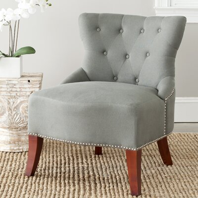 Zachary Tufted Living Room Parsons Chair