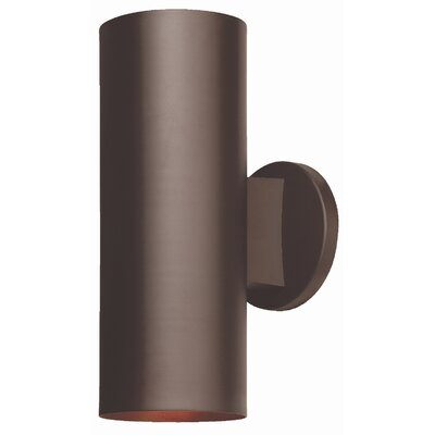 Access Lighting Poseidon  Damp Location Wall Sconce