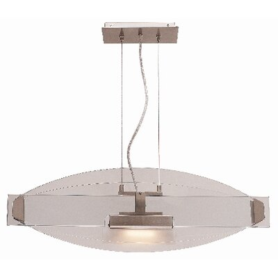 Access Lighting Phoebe 1 Light Inverted Pendant