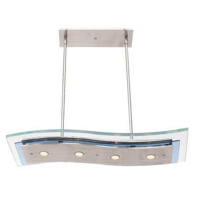Access Lighting Aquarius 4 Light Pendant