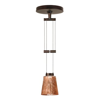Besa Lighting Nico 1 Light Mini Pendant