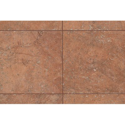 "Mohawk Flooring Egyptian Stone 2"" x 6 1/2"" Counter Rail in Luxor Red"