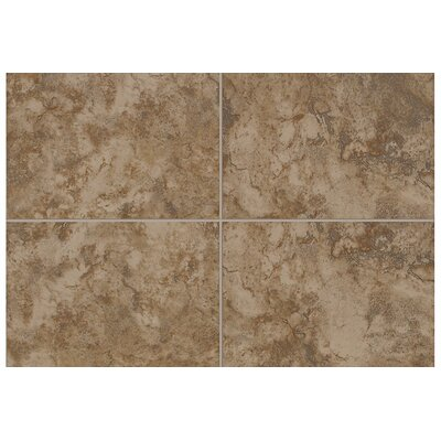 "Mohawk Flooring Pavin Stone 1"" x 6"" Quarter Round in Brown Suede"