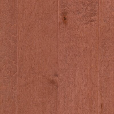 "Mohawk Flooring Revival Mulberry Hill 5"" Engineered Maple Cherry Flooring in Spice"