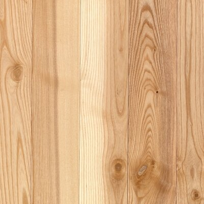 "Mohawk Flooring Revival Ashland 3-1/4"""" Solid Ash Flooring in Natural"
