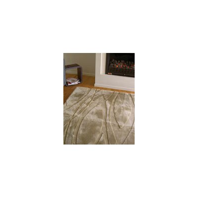 Bowron Sheepskin Rugs Shortwool Design Curves Rug