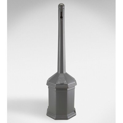 Commercial Zone Smokers' Outpost Site Saver Cigarette Receptacle