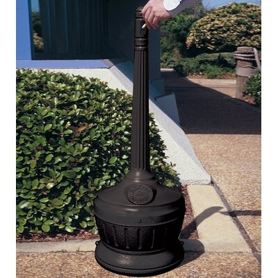 Commercial Zone Smokers Outpost Cigarette Receptacle