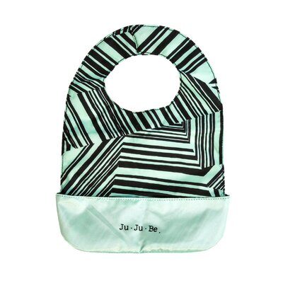 Ju Ju Be Be Neat Reversible Baby Bib in Mint Chip