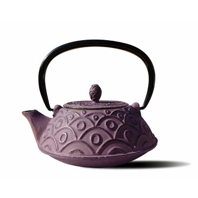 Old Dutch International Tetsubin Kyoto Teapot