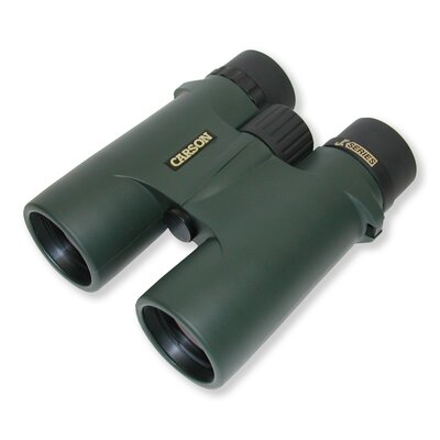 Carson JK Series 10x42mm Close Focus Waterproof Binoculars