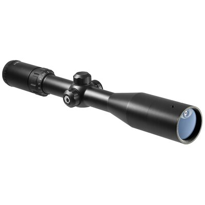2.5-10x42 IR Designator Riflescope with Built-In Laser
