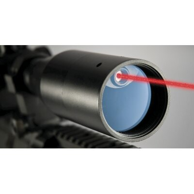 Barska 2.5-10x42 IR Designator Riflescope with Built-In Laser