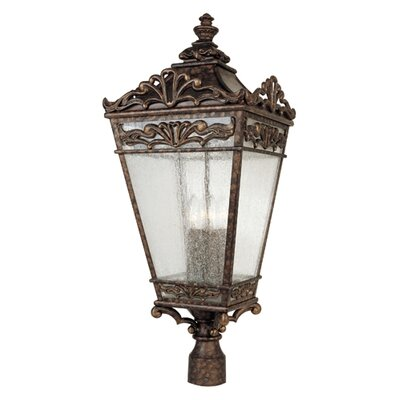 Savoy House Maguire 4 Light Post Lantern
