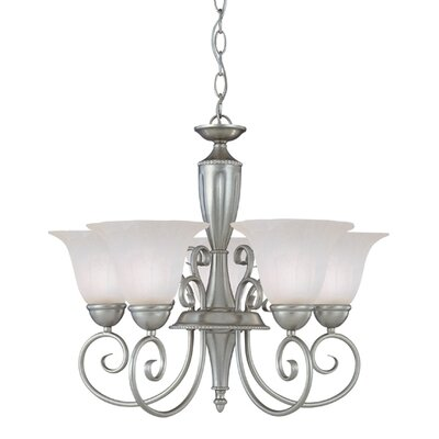 Spirit 5 Light ing Chandelier