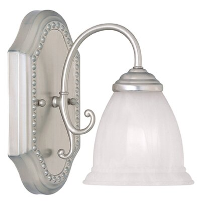 Savoy House Liberty 1 Light Vanity Light
