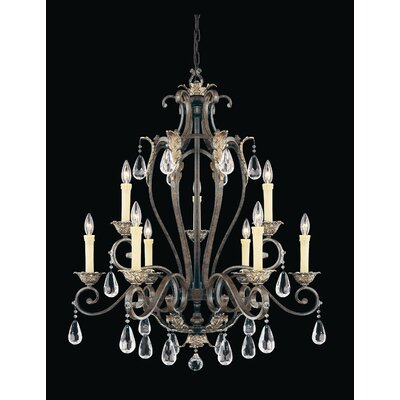 Savoy House Hensley 9 Light Indoor Chandelier