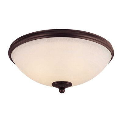 Savoy House Willoughby 3 Light Flush Mount