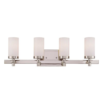 Savoy House Manhattan 4 Light Bath Vanity Light