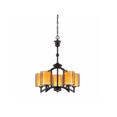 Savoy House Orion 5 Light Chandelier