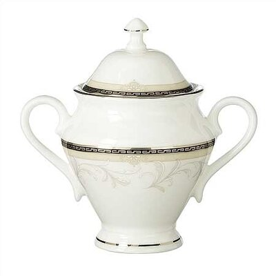 Waterford Brocade Sugar Bowl with Lid