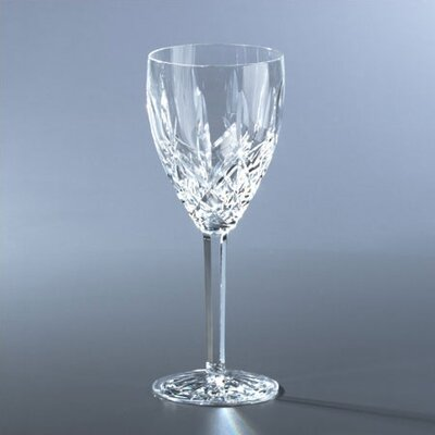 Waterford Araglin Stemware 6 oz White Wine Glass