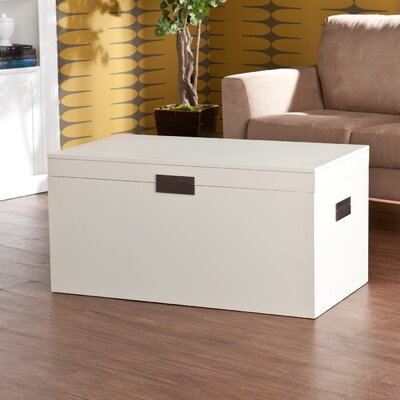 Wildon Home ® Kaedon Trunk Coffee Table with Lift-Top
