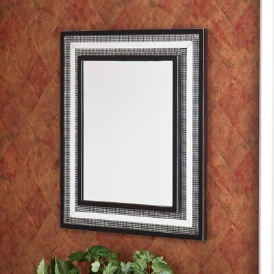 Wildon Home ® Quinn Decorative Wall Mirror