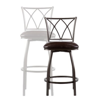 Wildon Home ® Albertson Adjustable Counter / Bar Stool