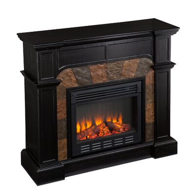Wildon Home ® Middleton Convertible Slate Electric Fireplace