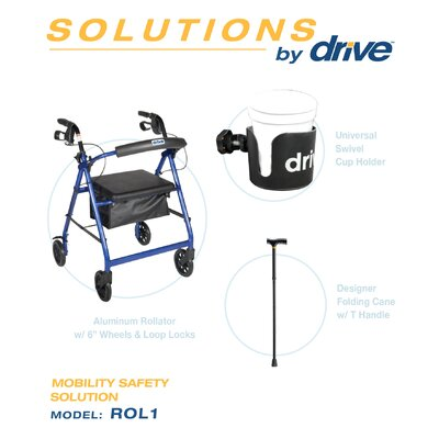 Drive Medical Mobility Solution Package # 3
