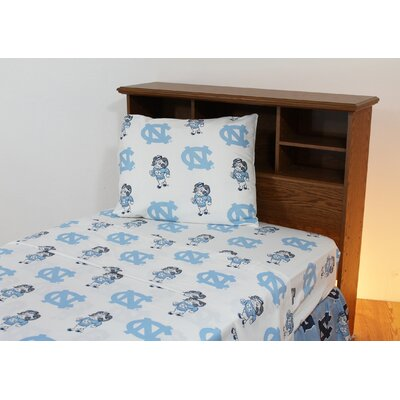 College Covers NCAA Printed Sheet Set