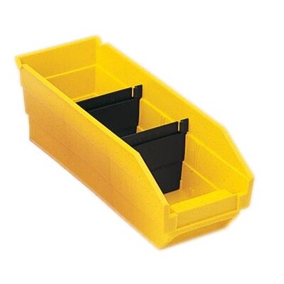 "Quantum Storage 6 5/8"" Economy Shelf Bin Dividers (Set of 50)"